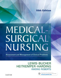 image of Medical-Surgical Nursing: Assessment and Management of Clinical Problems (Evolve Access Code)