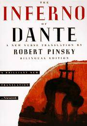 The Inferno of Dante: A New Verse Translation, Bilingual Edition (Italian Edition) by Dante - Paperback - 1996 - from Adagio Books and Biblio.com