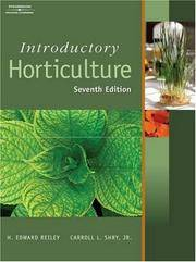 Introductory Horticulture, 7th Edition