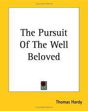 image of The Pursuit of the Well Beloved