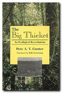 The Big Thicket: An Ecological Reevaluation (Philosophy and Environment, Vol 2)