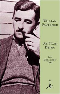 image of As I Lay Dying: The Corrected Text
