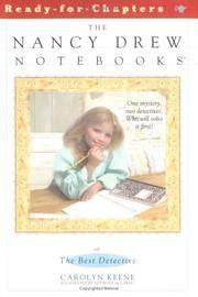The Best Detective (Nancy Drew Notebooks #8)