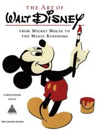 image of The Art of Walt Disney: From Mickey Mouse to the Magic Kingdoms