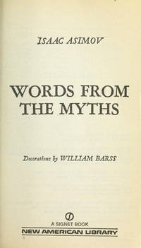 image of Words from the Myths