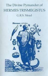 DIVINE PYMANDER OF HERMES TRISMEGISTUS (b) - Used Books