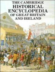 Cambridge Historical Encyclopedia of Great Britain and Ireland