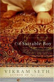 image of A Suitable Boy: A Novel (Modern Classics) [Paperback] Seth, Vikram