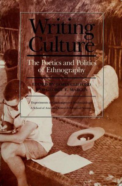 1- Defining Ethnographic Writing