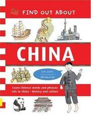 Find Out About China: Learn Chinese Words and Phrases and About Life in China (Find Out About Books)