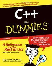 C++ for Dummies (5th Ed.)
