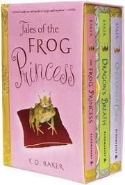Tales of the Frog Princess Box Set, Books 1-3