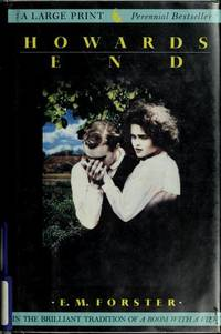 image of Howards End (G K Hall Large Print Book Series)