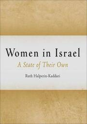 Women in Israel: A State of Their Own