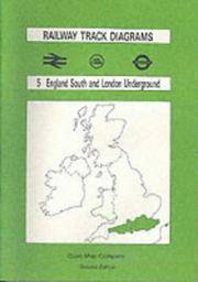Railway Track Diagrams: England South and London Underground No. 5