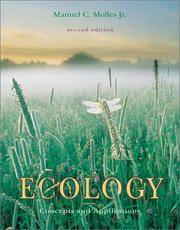 image of Ecology: Concepts and Applications w/Online Learning Center Password Card