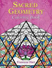 SACRED GEOMETRY COLORING BOOK (O)