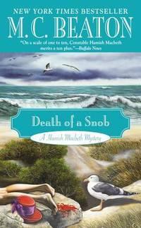 Death of a Snob - A Hamish Macbeth Mystery