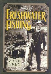 image of Tales of Freshwater Fishing