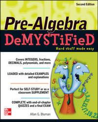 Pre-Algebra Demystified, Second Edition