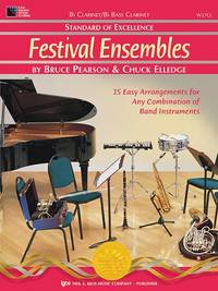 W27CL - Standard of Excellence - Festival Ensembles - Clarinet/Bass Clarinet