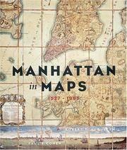 image of Manhattan in Maps: 1527-1995