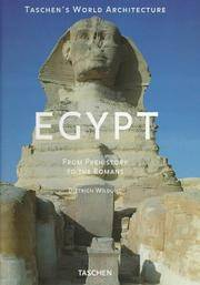 Egypt (Taschen's World Architecture)