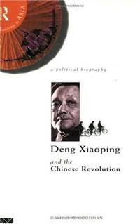Deng Xiaoping and the Chinese Revolution : A Political Biography by David S. G. Goodman - Paperback - from BOOK POINT PTE LTD (SKU: BK 0122275 JB DB)