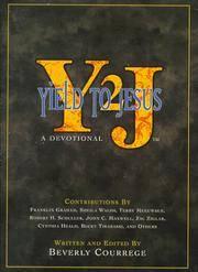 Y2J: yield to jesus, a devotional