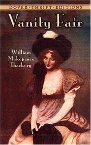 image of Vanity Fair (Dover Thrift Editions)