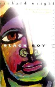 image of Black Boy: A Record of Childhood and Youth (Perennial Classics (Tandem Library))