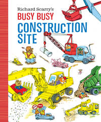 R SCARRYS BUSY BUSY CONSTRUCTION SITE