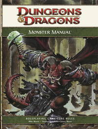 Monster Manual (Dungeons & Dragons 4th Ed.)