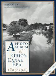 image of A Photo Album of Ohio's Canal Era 1825-1913