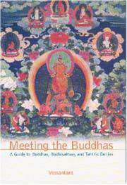 Meeting the Buddhas: A Guide to Buddhas, Bodhisattvas, and Tantric Deities by  Vessantara (Tony McMahon) - Paperback - 2004 - from aamstar-hookedonbooks (SKU: Jan19-21AJC4)