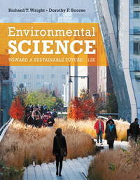 image of Environmental Science: Toward a Sustainable Future (12th Edition)
