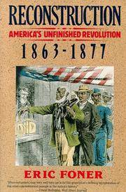 image of Reconstruction (New American Nation Series)
