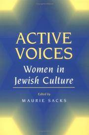 ACTIVE VOICES: Women in Jewish Culture
