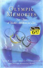 Olympic Memories Four Stories of Inherited Athleticism and Love
