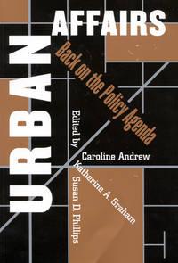 Urban Affairs : Back on the Policy Agenda
