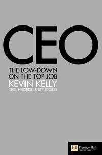 CEO: the low-down on the top job