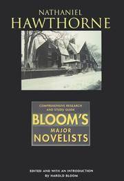 Nathaniel Hawthorne: Comprehensive Research and Study Guide (Bloom's Major Novelists)