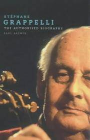 Stephane Grappelli: With and without Django