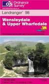 image of Wensleydale and Upper Wharfedale (Landranger Maps)