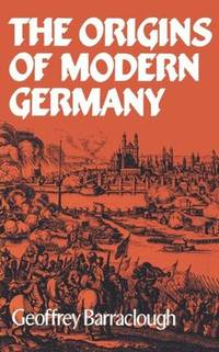 The Origins of Modern Germany Paperback – April 17, 1984by.