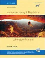 Human Anatomy  Physiology Lab Manual, Cat Version, Update With Access To Physioex 60
