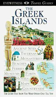 Eyewitness Travel Guide to Greek Islands by  Marc Dubin - Paperback - 1997 - from Neil Shillington: Bookdealer & Booksearch and Biblio.co.uk