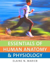 Essentials of Human Anatomy & Physiology: United States Edition: Text Component by Elaine N. Marieb - Paperback - 2009 - from Anybook Ltd and Biblio.com