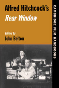 Alfred Hitchcock's Rear Window.