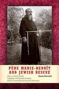 PRe Marie-BenoT and Jewish Rescue